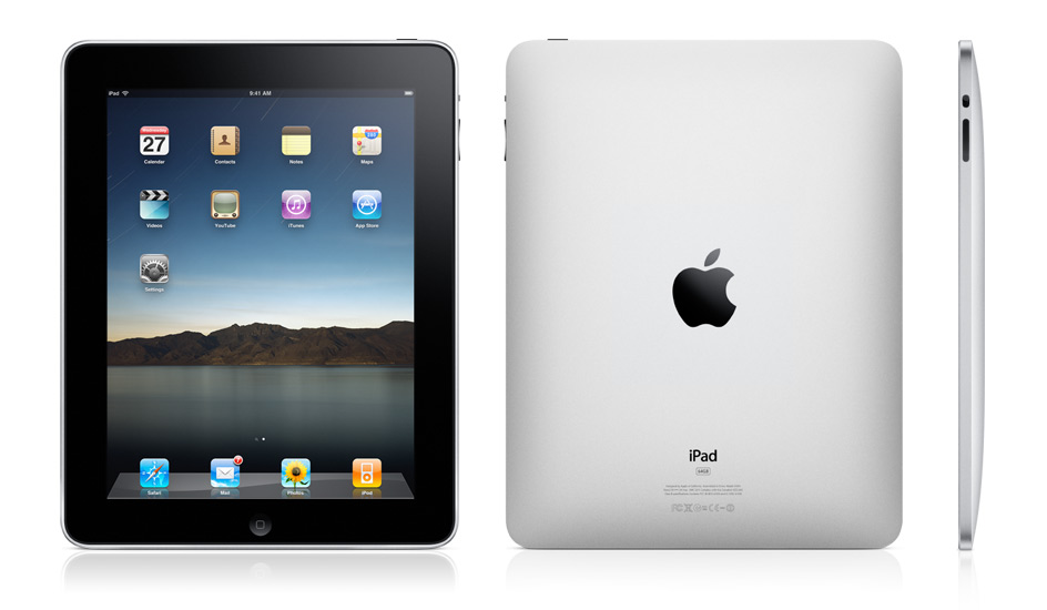 iPad Top & Bottom